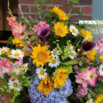 Floral arrangement LIVE at City Hall @ Norcross City Hall