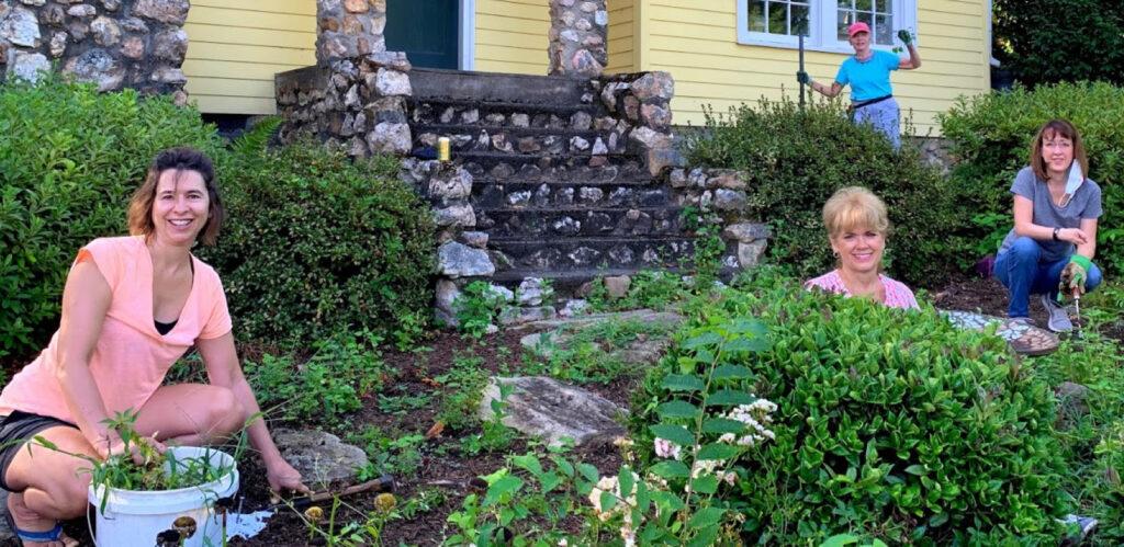 August 2020 cottage TLC